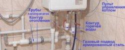 Система Отопления Двухконтурного Газового Котла